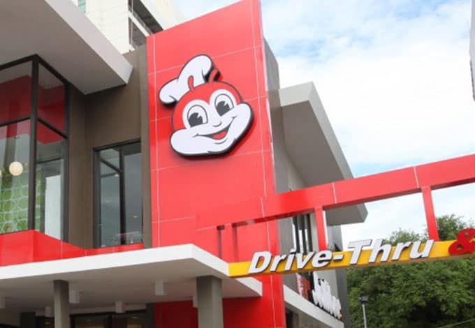 Famous Jollibee Menu With Burgers And Chicken