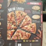 Famous Bacon Lovers Pizza At Pizza Hut