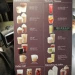 Favorite Drinks On The Starbucks Menu In The Philippines
