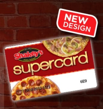 Join The Shakeys Supercard For More Pizza Promos