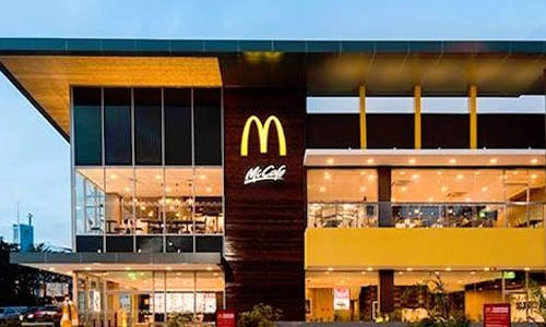 Mcdonald's Store In The Philippines