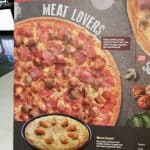 Meat Lovers Pizza On The Pizza Hut Menu