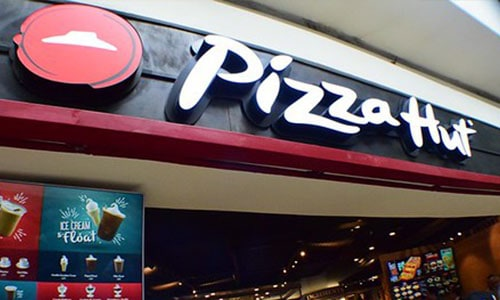 Pizza Hut Store In The Philippines