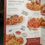 Shakeys Menu Philippines Calamari Rings And Chicken Wings