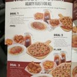 Shakeys Menu Philippines Family Meal Deals