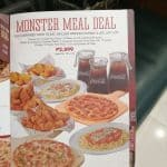 Shakeys Menu Philippines Monster Meal Deal