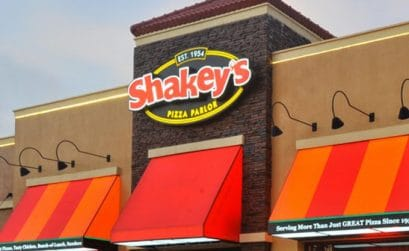 Shakey's Pizza Store In The Philippines