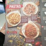 Some Of The Most Popular Pasta At Pizza Hut