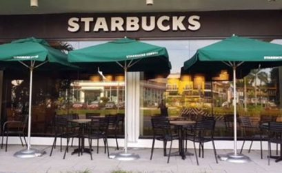 Starbucks Store In The Philippines