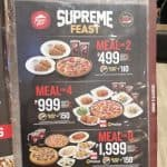 Supreme Feast Pizza Meals At Pizza Hut Philippines