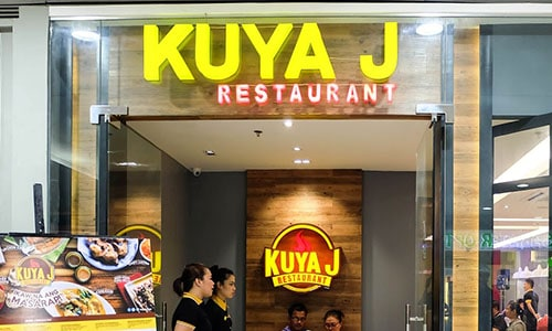 Kuya J Restuarant In The Philippines