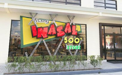 Mang Inasal Restuarant In The Philippines