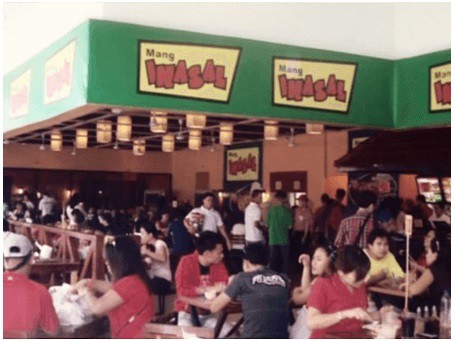 One Of The First Mang Inasal Stores In 2003